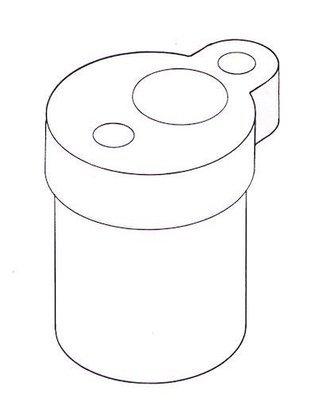 Masthead Plug 11mm / 12.7mm