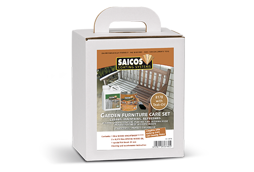 Saicos Furniture Care Set
