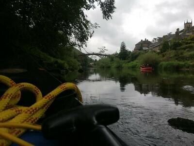 River Severn Guided Canoe