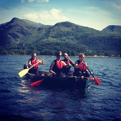 British Canoeing Canoe Award