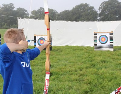 Archery Club at the Old School