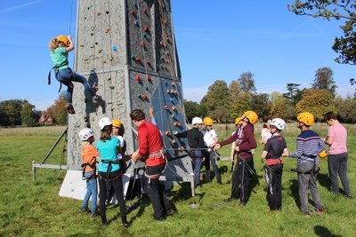 Climbing Wall Taster Session