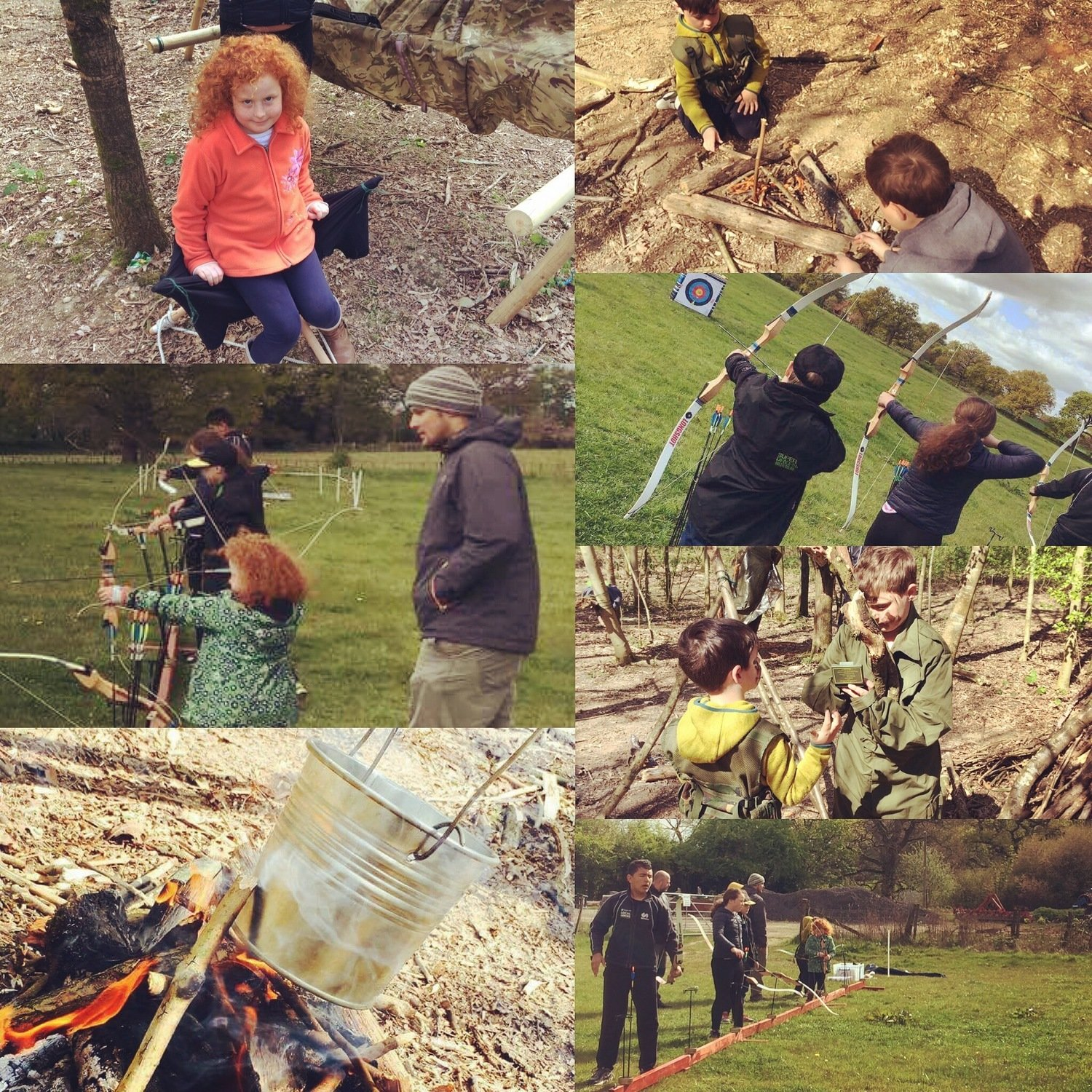 Holiday Outdoor Adventures 1 Day