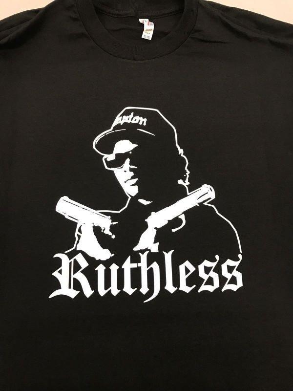 Eazy-E, 2 GUNS* Ruthless T-SHIRT #eazye #ruthless