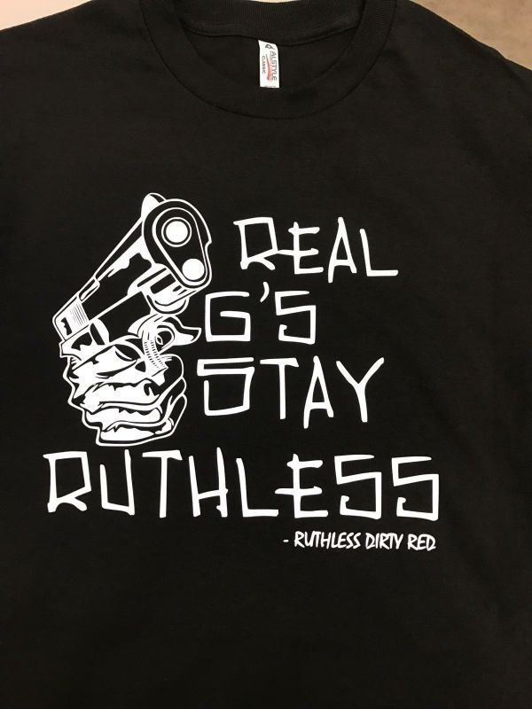 Real G's Stay Ruthless  #eazye #ruthless