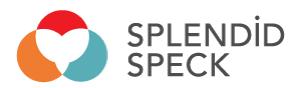 Splendid Speck