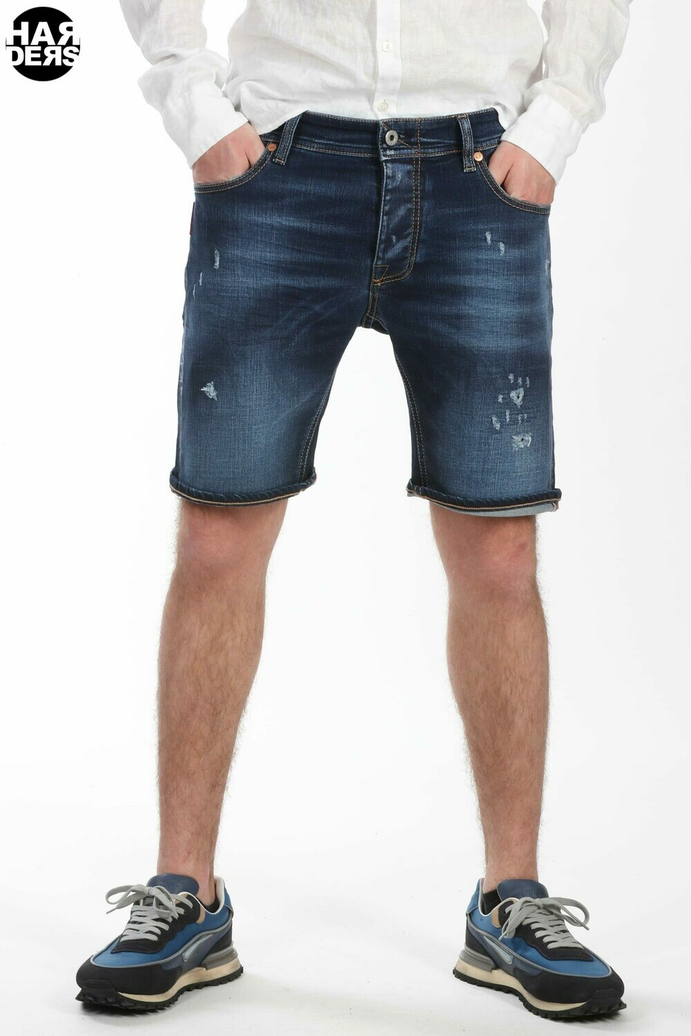 Taylor Tweed Jeans-Short CHARGER
