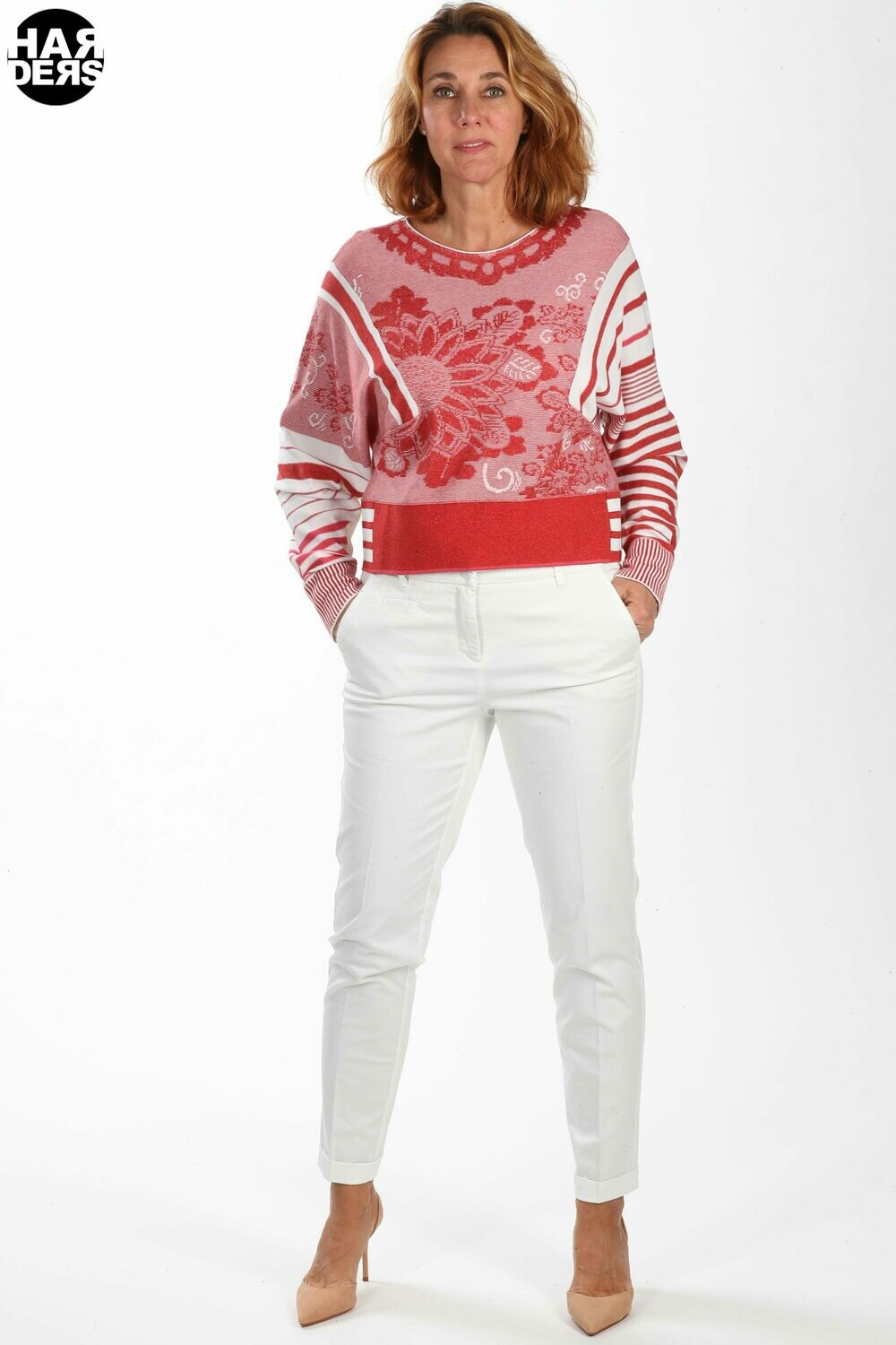 High Pullover DECORATE