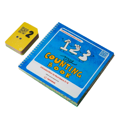 My Counting Book 0-9 & Number cards TA_IB_002_MCB