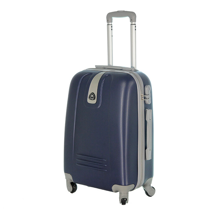 Trolley da cabina justglam ultraleggero 50cm Blu