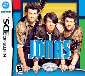 Jonas - DS - New