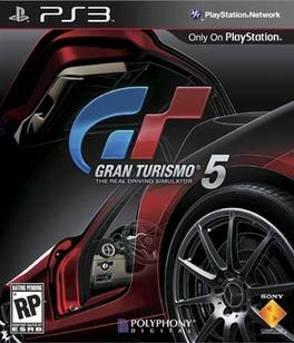 Gran Turismo 5 - PS3 - New