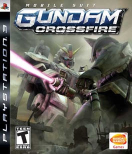 Mobile Suit Gundam Crossfire - PS3 - New