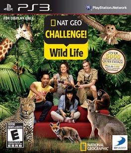 Nat Geo Quiz: Wild Life - PS3 - New