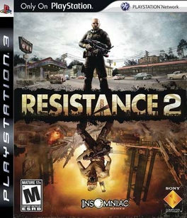 Resistance 2 Collectors Edition - PS3 - New