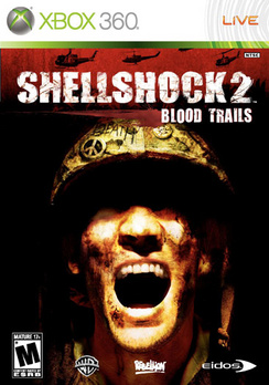 Shellshock 2 Blood Trails - XBOX 360 - New
