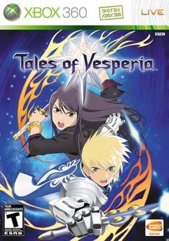 Tales Of Vesperia - XBOX 360 - New