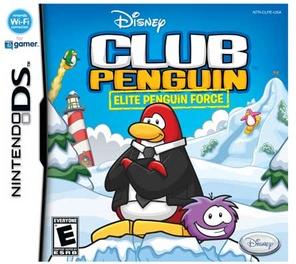 Club Penguin Elite Penguin Force Herberts Revenge - DS - Used
