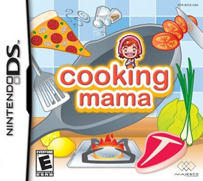 Cooking Mama - DS - Used
