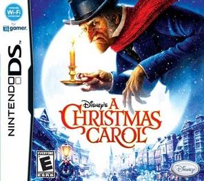 Disney A Christmas Carol - DS - Used