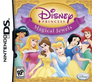 Disney Princess Magical Jewels - DS - Used