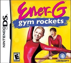 Ener-G Gym Rockets - DS - Used