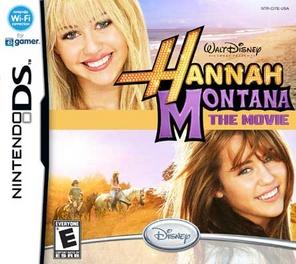 Hannah Montana The Movie - DS - Used