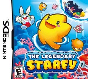 Legendary Starfy - DS - Used