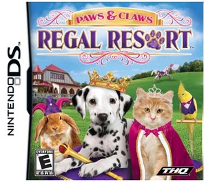 Paws & Claws Regal Resort - DS - Used