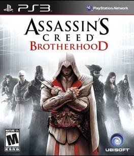 Assassins Creed: Brotherhood - PS3 - Used