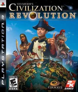 Civilization Revolution - PS3 - Used