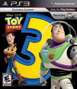 Toy Story 3 - PS3 - Used