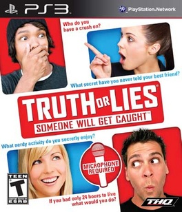 Truth or Lies - PS3 - Used