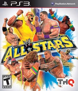 WWE All-Stars - PS3 - Used