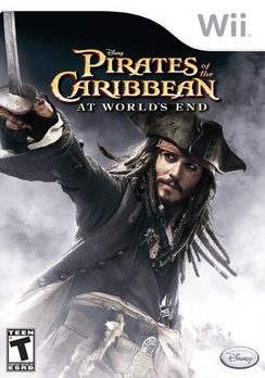 Pirates Of The Caribbean: At World's End - Wii - Used