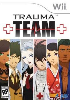 Trauma Team - Wii - Used
