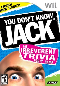 You Don't Know Jack - Wii - Used