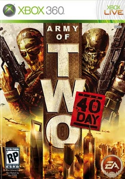Army Of Two 40th Day - XBOX 360 - Used