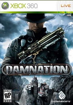 Damnation - XBOX 360 - Used