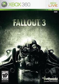 Fallout 3 - XBOX 360 - Used