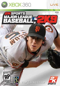 Major League Baseball 2K9 - XBOX 360 - Used