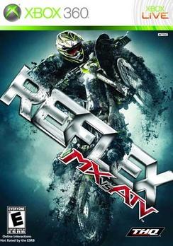 MX vs ATV Reflex - XBOX 360 - Used