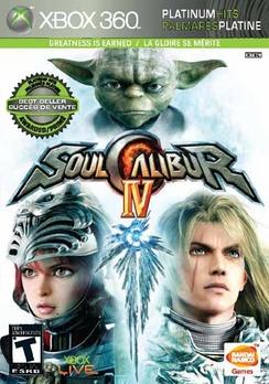 Soul Calibur 4 - XBOX 360 - Used