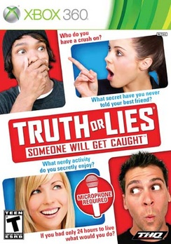 Truth or Lies - XBOX 360 - Used