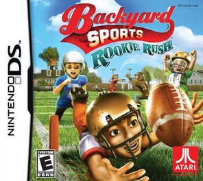 Backyard Sports Rookie Rush - DS - Used