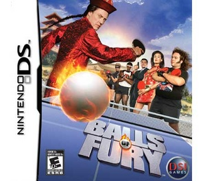 Balls Of Fury - DS - Used