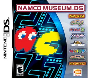 Namco Museum - DS - Used