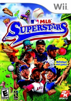 MLB Superstars - Wii - Used