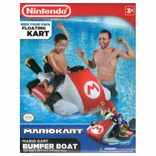 Nintendo Mario Kart Bumper Boat