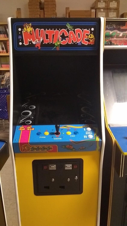 Multicade Arcade Machines (variety)